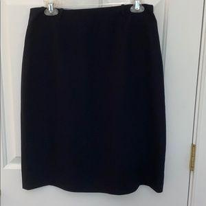 Navy Uniform skirt